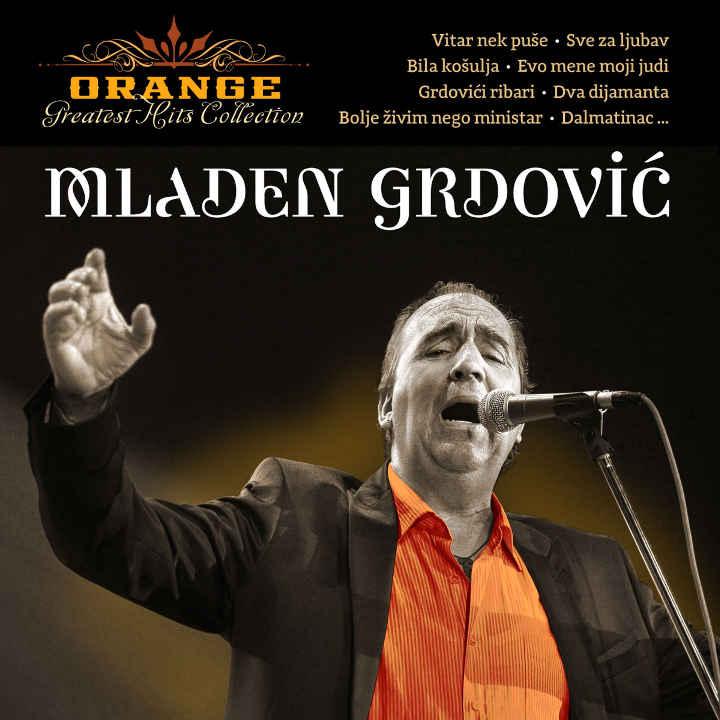 Mladen Grdović - Orange Collection