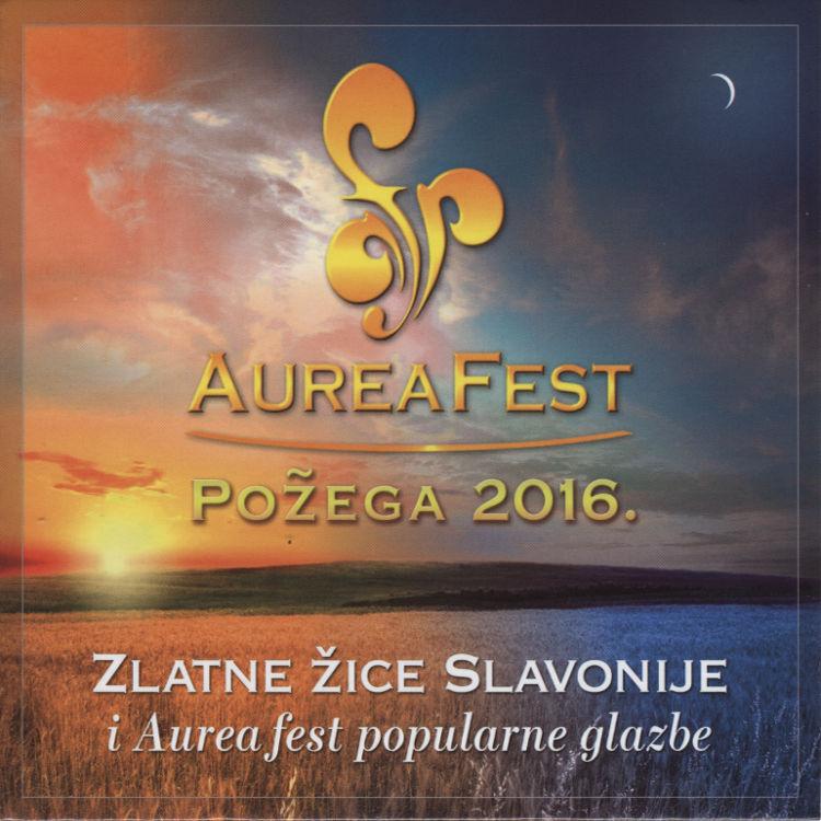 Aurea Fest Požega 2016