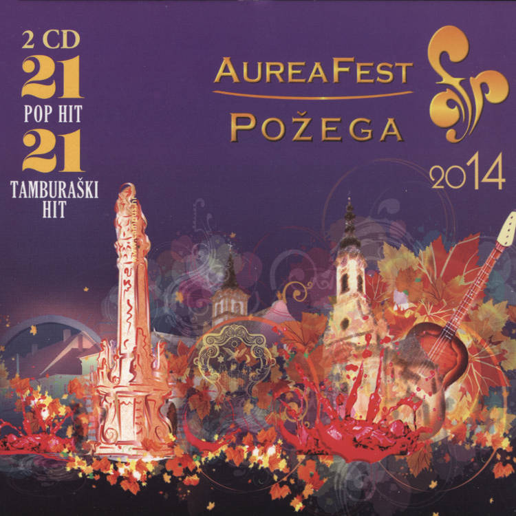 Aurea Fest Požega 2014