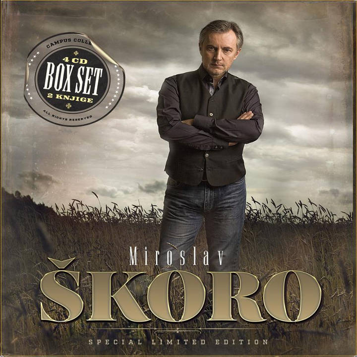 Miroslav Škoro - Box set