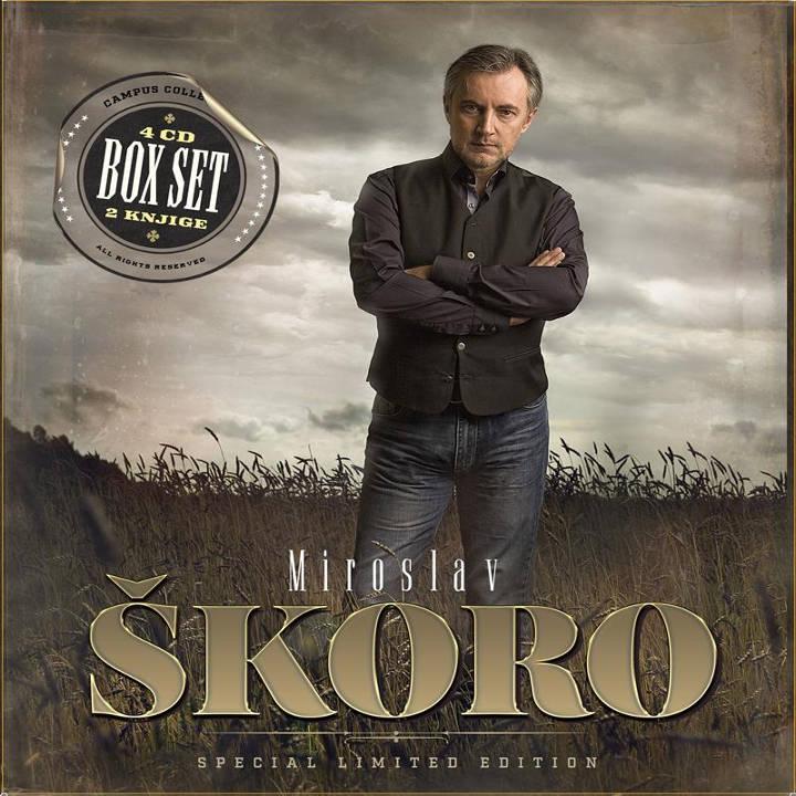 Miroslav Škoro - Box set
